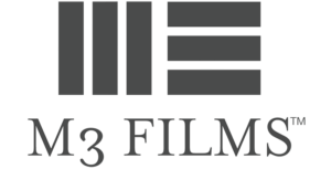 M3 Films Logo